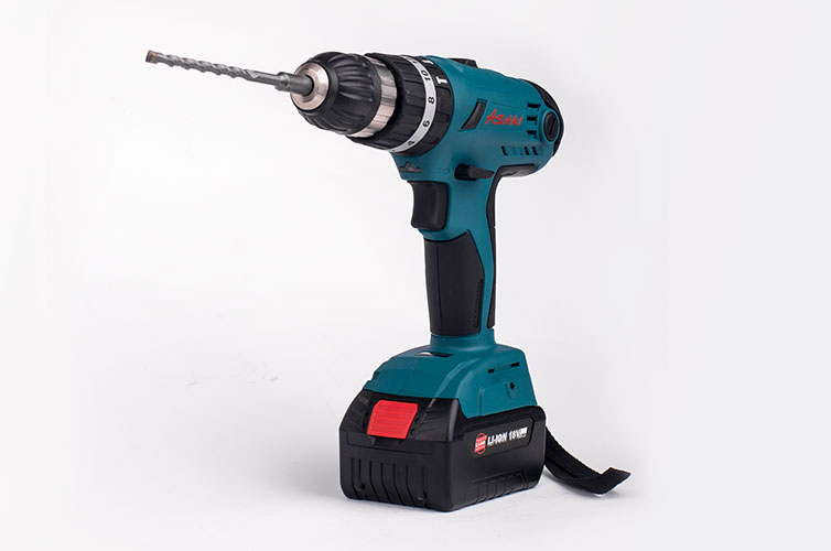 2 Speed Li-ion Cordless  Driver Drill,with Hammer Action
